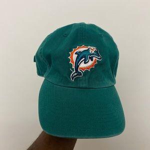 Vintage 47 Miami dolphins dad hat. Adjustable fit